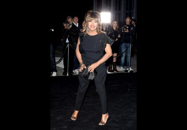 Tina Turner. No Way They're 70+. (Venturelli/Getty Images)