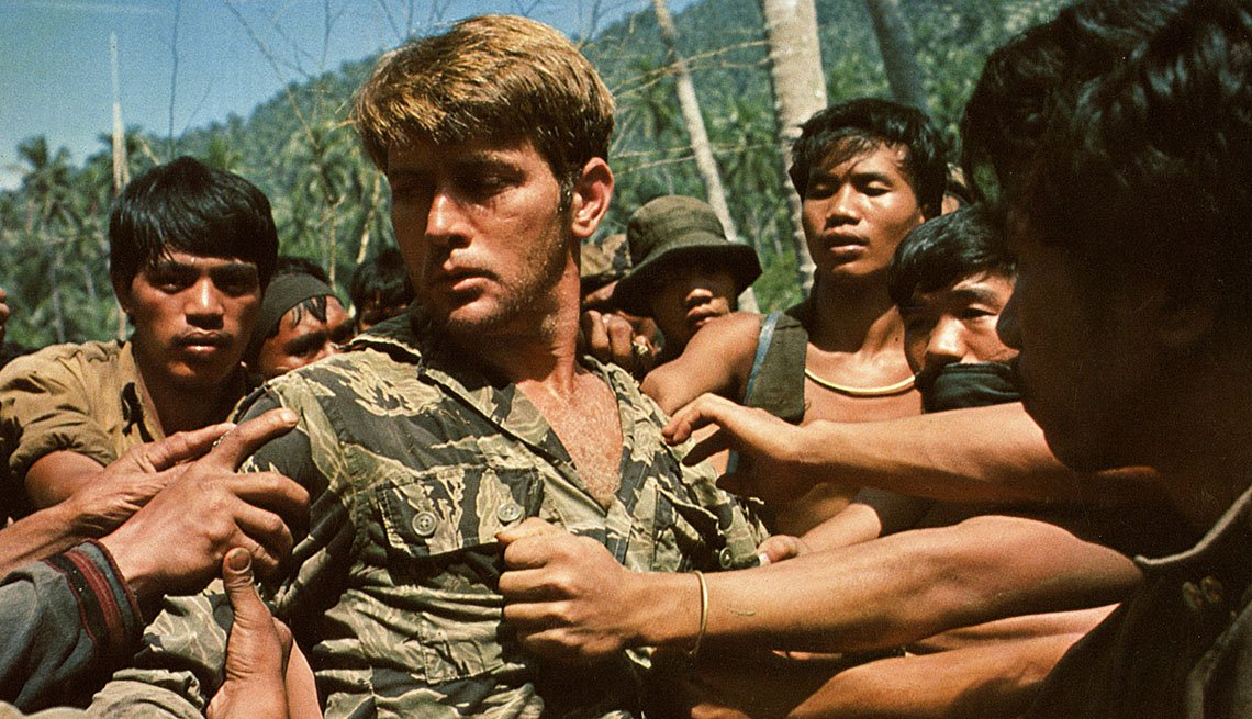 Movie Still From Apocalypse Now, Movie, AARP Entertainment, Essential Boomer Movies