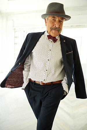 """The New Faces of 50+, our winners of our """"real People"""" model search, seven men and women who love being who they are, who enthusiastically embrace their age and who're striving to make these years the best yet (Ari Michelson)"""