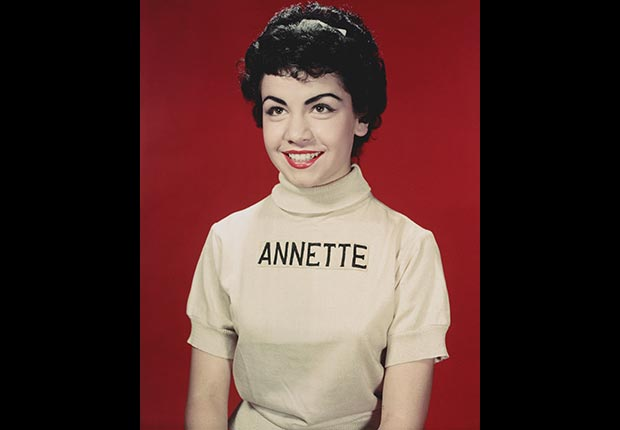 Annette Funicello, Honoring the actors and authors who passed away in 2013 (Hulton Archive/Getty Images)