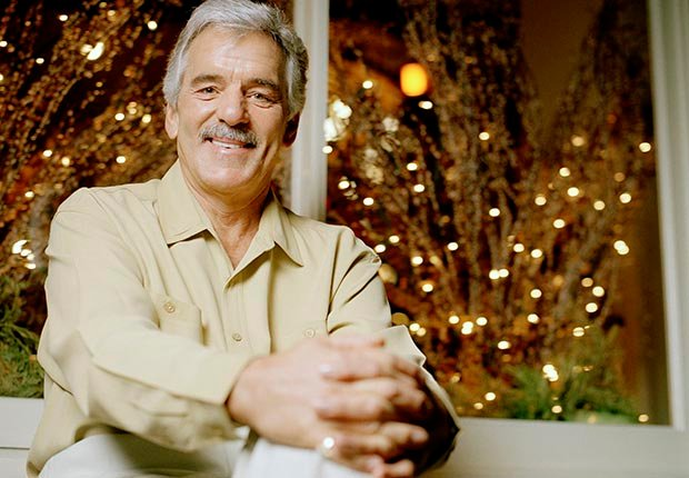 Dennis Farina, Honoring the actors and authors who passed away in 2013 (Scott Pasfield/Retna Ltd./Corbis)