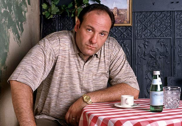 James Gandolfini, Honoring the actors and authors who passed away in 2013 (AP Images)
