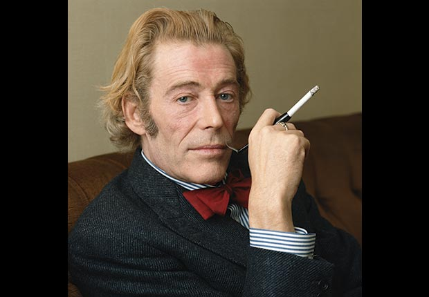 Irish actor Peter O'Toole, Honoring the actors and authors who passed away in 2013 (David Montgomery/Getty Images)