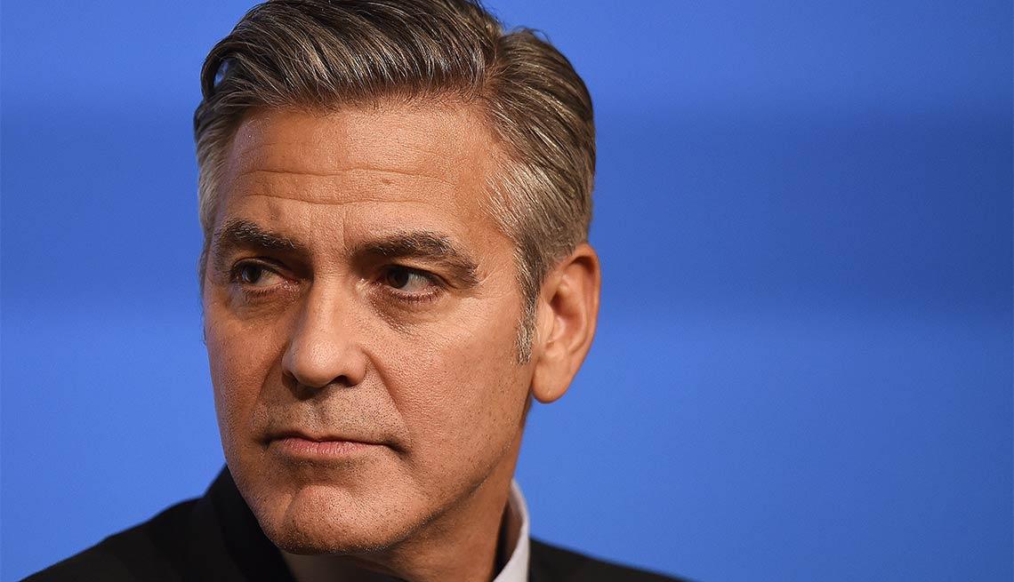 item 4 of Gallery image - George Clooney - Famosos y humanitarios