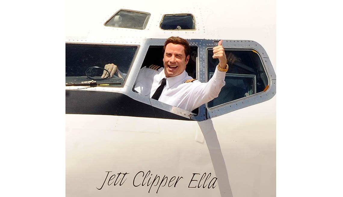 John Travolta - Famosos y humanitarios