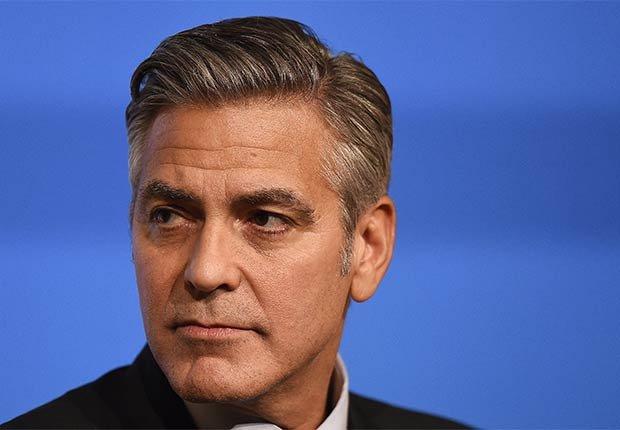 George Clooney - Famosos y humanitarios