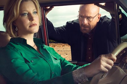 Bryan Cranston stars as Walter White in Breaking Bad on AMC