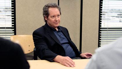 Faces of Fall TV season,  James Spader,  The Office