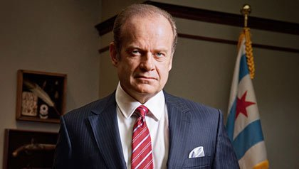 Faces of Fall tv season,  Kelsey Grammer, Boss
