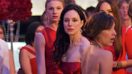 Faces of Fall tv season,  Madeleine Stowe, Revenge