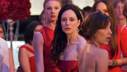 Faces of Fall tv season,  Madeleine Stowe, Revenge