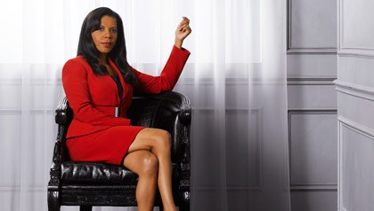 Faces of Fall tv season, Penny Johnson Jerald,  Castle
