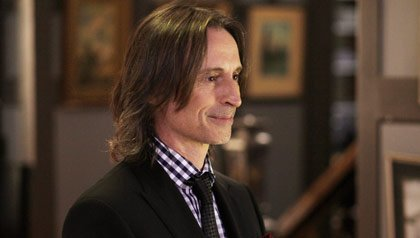 Faces of Fall TV season, Robert Carlyle,  Once Upon a Time