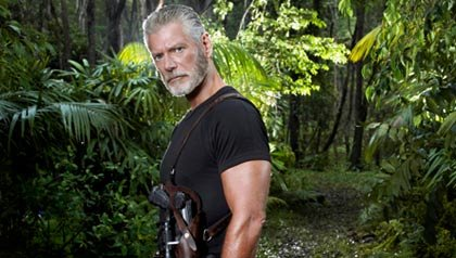 Faces of Fall tv season,  Stephen Lang,  Terra Nova