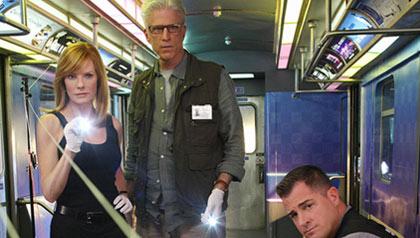 Faces of Fall tv season,  Ted Danson, CSI