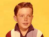 Jerry Mathers - Leave it to Beaver actor, now active in diabetes awareness