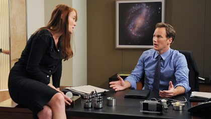 New fall tv for grown-ups -  A Gifted Man, Patrick Wilson and Jennifer Ehle
