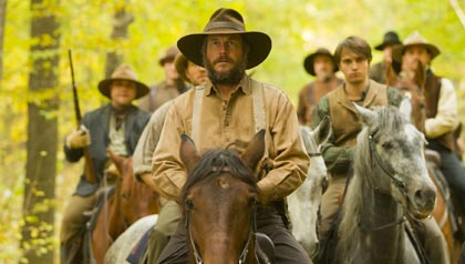 "Bill Paxton in The History Channel's ""The Hatfields and the McCoys"""