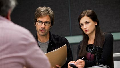 "Eric Mccormack and Rachel Leigh Cook star in TNT's ""Perception"""
