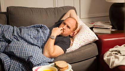 AARP recommends seven summer television shows for the 50+ audience- Louie on FX