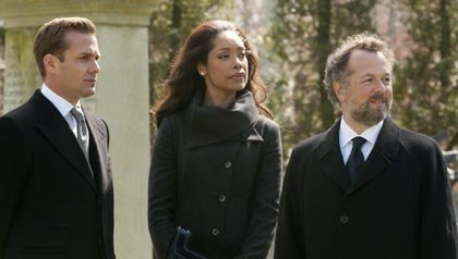 AARP recommends seven summer television shows for the 50+ audience- Suits on USA Network