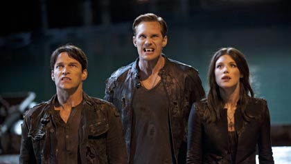 AARP recommends seven summer television shows for the 50+ audience- True Blood on HBO
