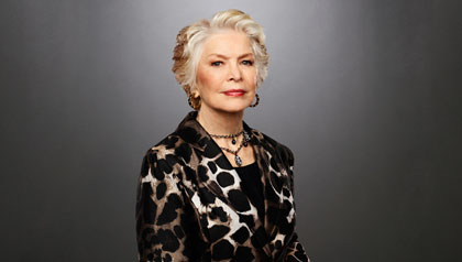 Ellen Burstyn as Margaret in the USA Network Series POLITICAL ANIMALS