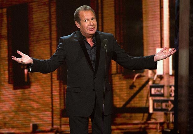 Garry Shandling appears onstage at the The Comedy Awards