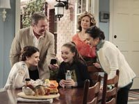 Tim Allen and the cast of Last Man Standing