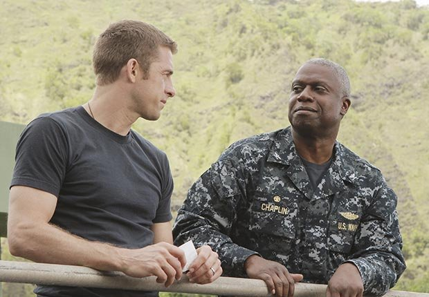 Scott Speedman and Andre Braugher in Last Resort, Fall TV for Grownups