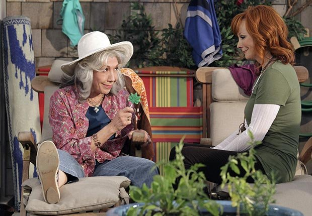 Lily Tomlin and Reba in Malibu Country, Fall TV for Grownups