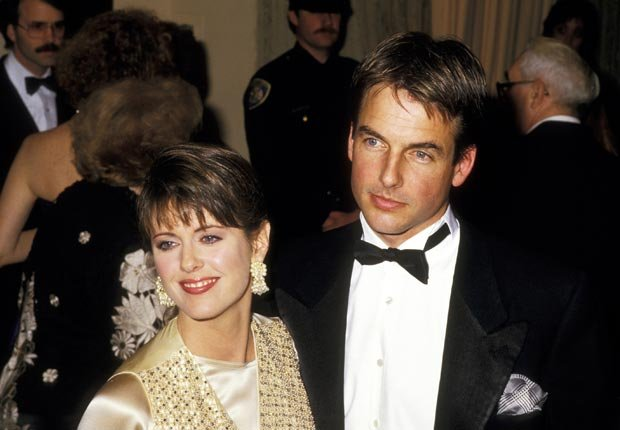 Elyse Knox, Mark Harmon, Pam Dawber and son Sean at the Ricardo Montalban Theatre in Los Angeles, California. Harmon and Dawber have two sons, Sean and Ty. For Mark Harmon Through the Years slideshow.