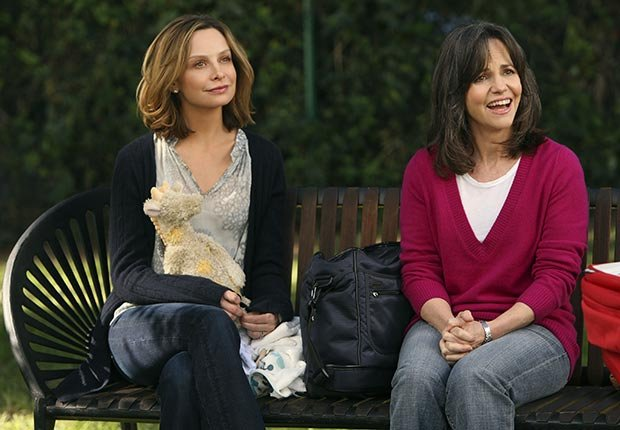Calista Flockhart and Sally Field star in Brothers and Sisters.