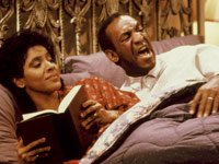 Phylicia Rashad and Bill Cosby starred in The Cosby Show, which ran from 1984-1992. From the Best Comedy Shows slide show.