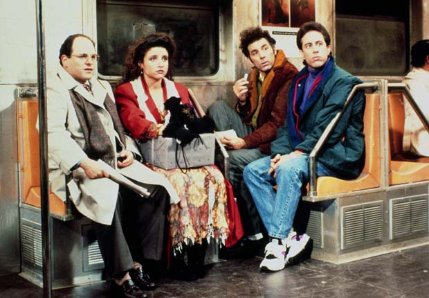 Seinfeld cast members. For the Best Comedy Shows slide show.