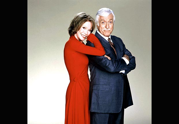 Mary Tyler Moore and Dick Van Dyke, The Gin Game, 2003