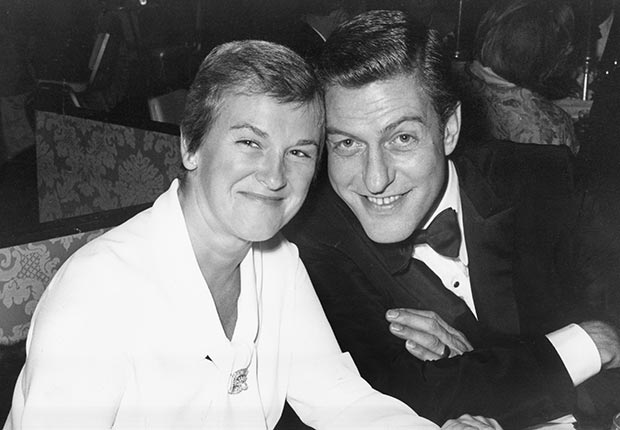 Dick Van Dyke and wife, Margie Willett