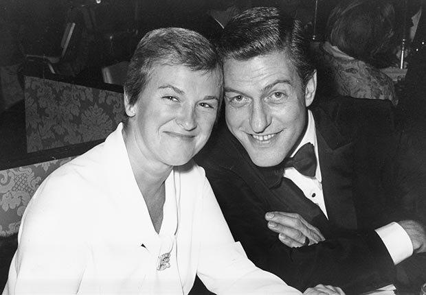 Dick Van Dyke and wife, Margie Willett