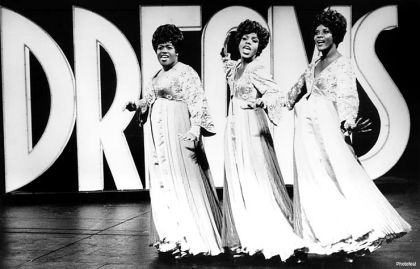 Jennifer Holliday, Sheryl Lee Ralph, Loretta Devine, Dreamgirls