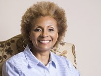 Actress Leslie Uggams, Pioneers of TV: The Cast of Roots