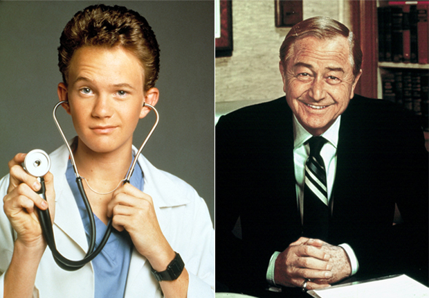 Doogie Howser and Marcus Welby