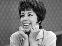 Carol Burnett through the years
