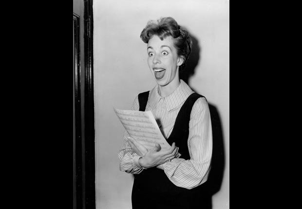 Carol Burnett sings I Made a Fool of Myself Over John Foster Dulles