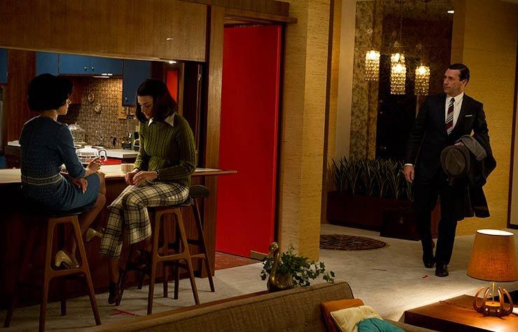 Don Draper's Manhattan Apartment