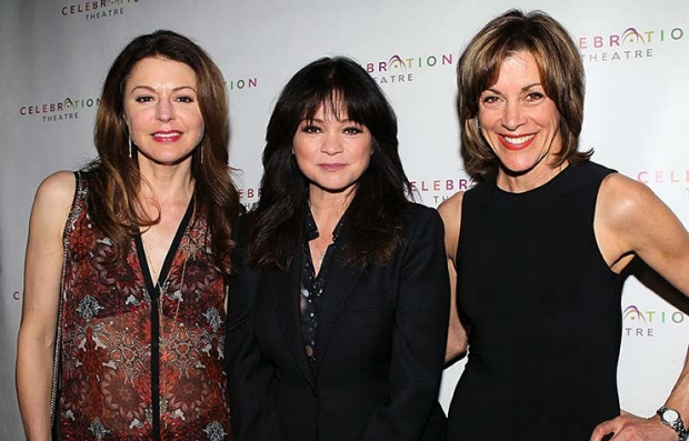 Jane Leeves, Valerie Bertinelli and Wendie Malick of Hot in Cleveland