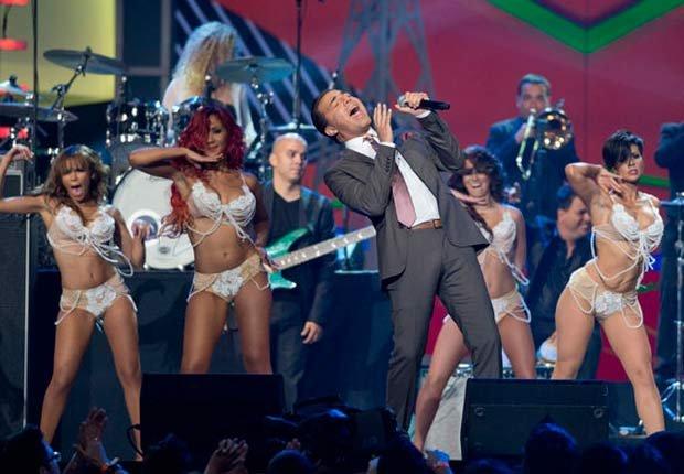 Cristian Castro - Premios Tu Mundo