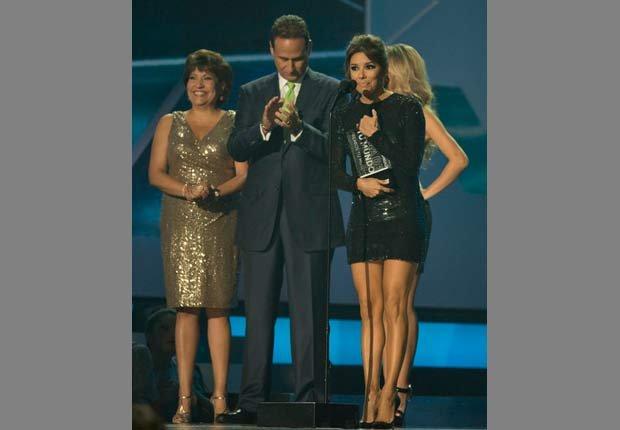 Eva Longoria - Premios Tu Mundo