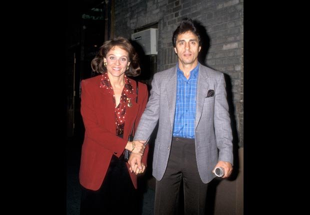 Valerie Harper, Tony Cacciotti (Ron Galella, Ltd./WireImage/Getty Images)