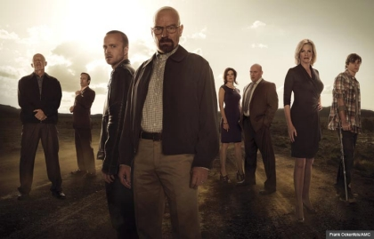 Seriado Breaking Bad