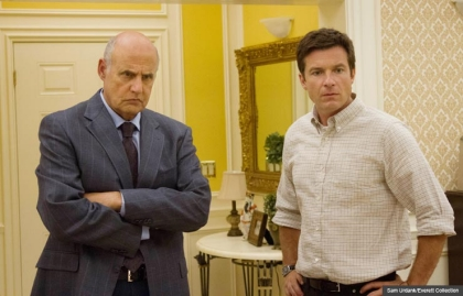 Jeffrey Tambor and Jason Bateman en Arrested Development.
